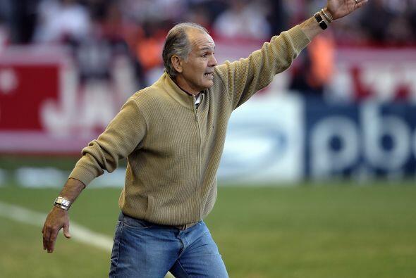 En el 2009 Alejandro Sabella fue fichado para dirigir a Estudiantes. Sab...