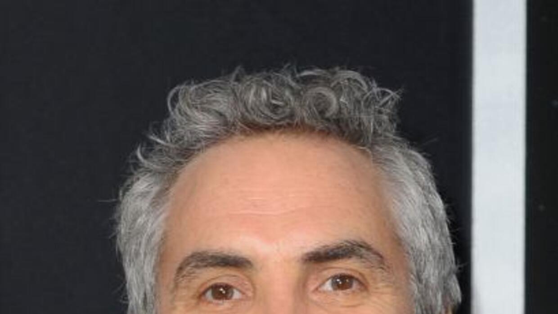 Alfonso Cuarón, un mexicano consolidado en Hollywood.