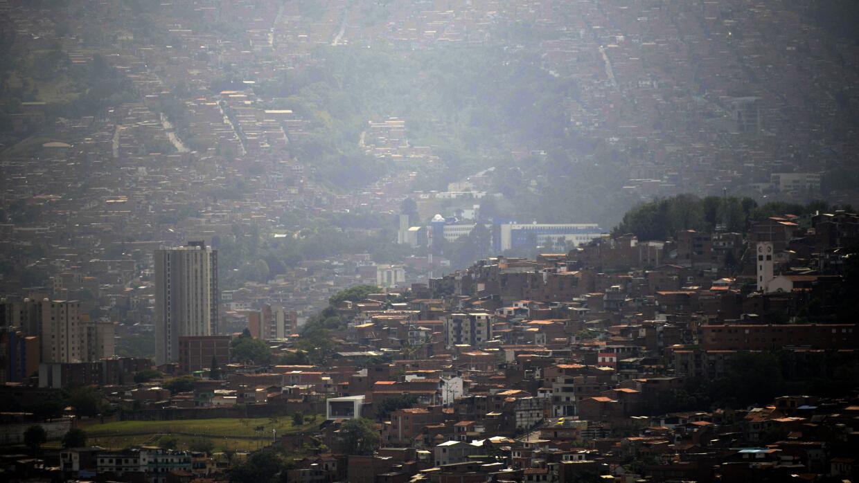 La ciudad de Medellín vivió una contingencia ambiental a principios de mes.