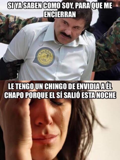 Chapo memes 2015