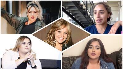 En fotos, las 'pruebas' de las hijas de Lupillo contra sus primas Chiquis Rivera y Jenicka López