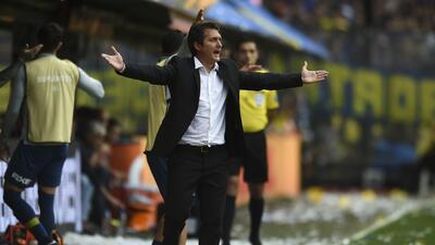 """Barros Schelotto: """"No se puede inclinar la balanza a favor de un equipo"""""""