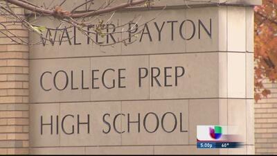 Secundaria Walter Payton la número uno de Chicago