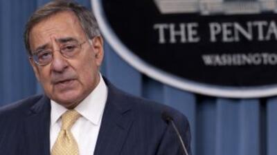 El secretario de Defensa de Estados Unidos, Leon Panetta.