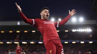En fotos: Liverpool le dio un concierto a Manchester City en ida de cuartos de Champions