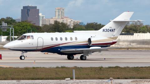 Adquirieron una aeronave Raytheon Hawker 800 valiéndose de fondos...