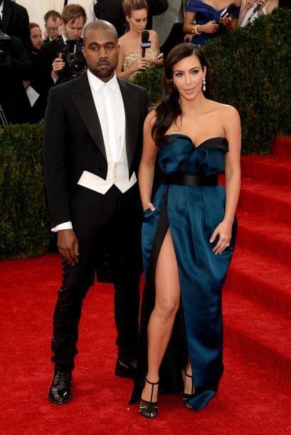 De seguro Kanye fue el que le sugirió que apostara por este Lanvin. ¿Qué...