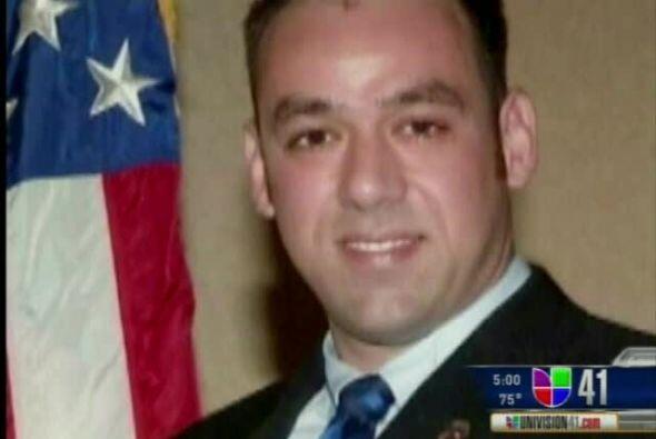 Jaime Zapata, agente del ICE, murió en febrero de 2011 en San Lui...