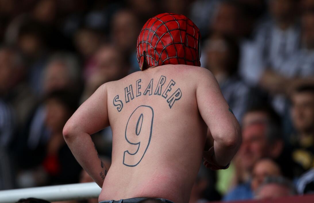 Tatuajes del fútbol: 50 imágenes de pasión que se lleva en la piel Getty...