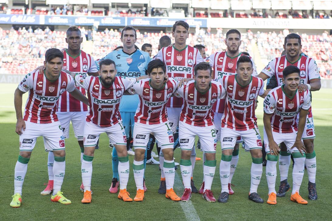 En fotos: Gallos y Rayos empatan con golazo de chilena incluido 20180310...