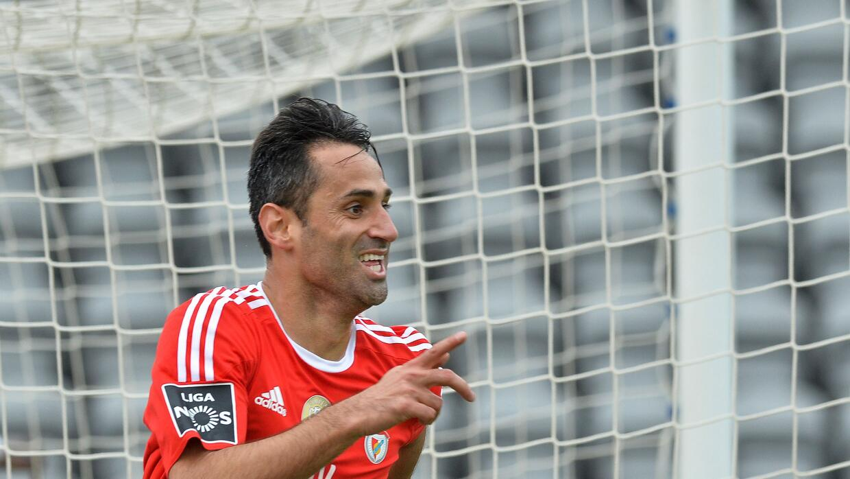 Jonas guió al Benfica al triunfo