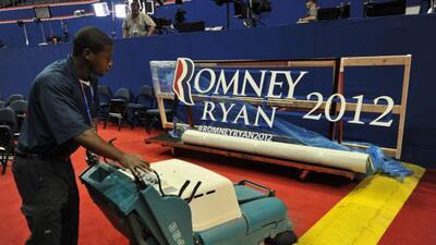 Para la Convención Republicana en Florida