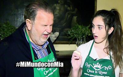 Mi Mundo con Mia episodio 6: Mia se convierte en toda una chef y Raúl ca...