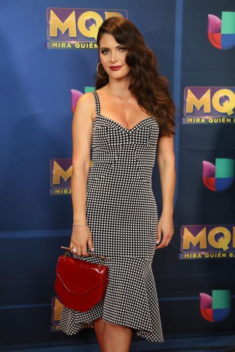 El elenco de Mira Quién Baila se reunió en Miami para una...