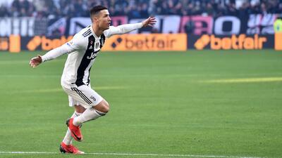 Un Cristiano Ronaldo 'on fire' irá por el título de la Supercopa de Italia con Juventus