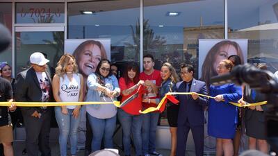 Abrirán nueva boutique-museo de Jenni Rivera