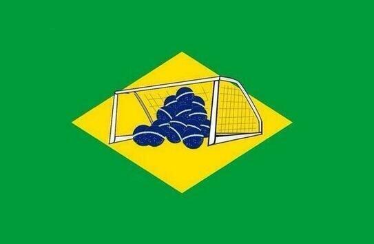 La nueva bandera de Brasil. Todo sobre el Mundial de Brasil 2014.