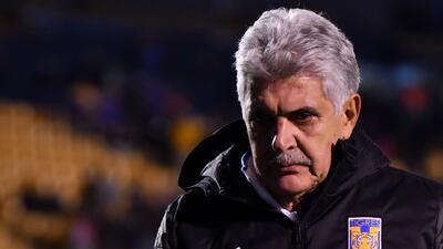 """Tuca afirmó que no le sorprendió la intensidad de Cruz Azul: """"No estás jugando una cascarita"""""""