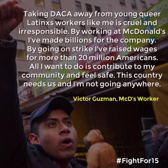 """""""Los trabajadores latinos queer están aquí para quedarse"""", dic..."""