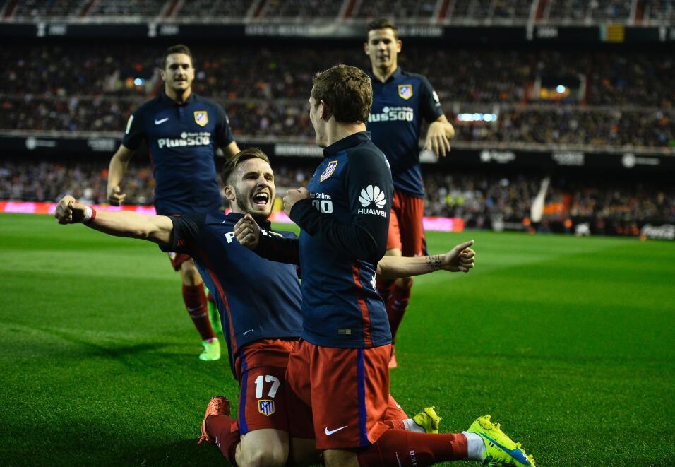 Valencia vs. Atlético de Madrid
