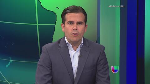 """Ricardo Roselló: """"Yo voy a ser el próximo gobernador de Puerto Rico"""""""