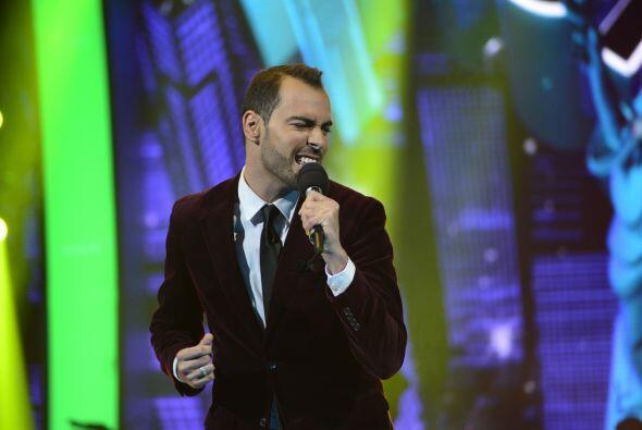 El Dasa lo eligió entre él y Alberto Suárez, otro finalista.