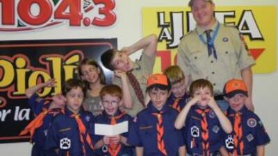 Cub Scouts Pack 409, Den 3 Tigers