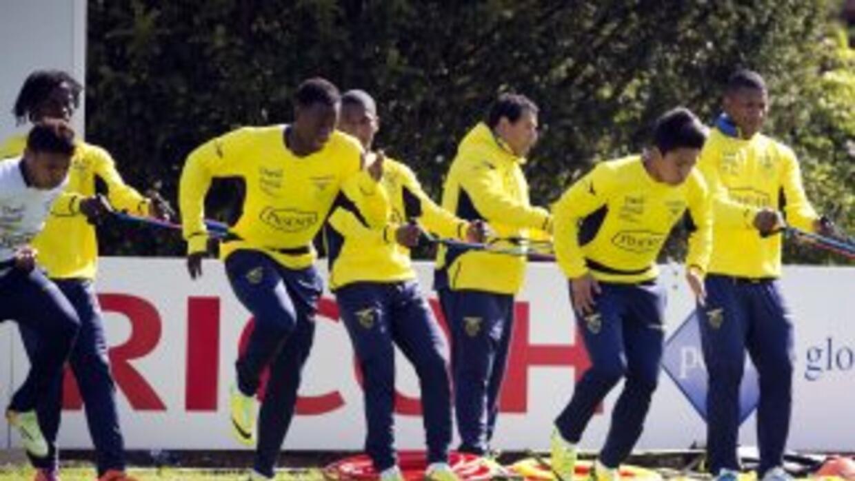 Jugarán contra México e Inglaterra.