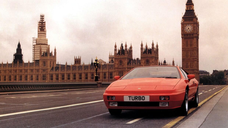 Lotus Espirit Turbo