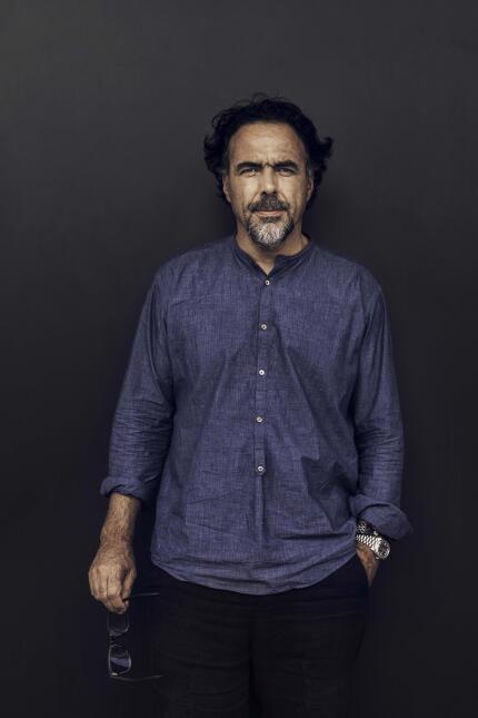 González Iñárritu, mexicano, tiene 15 años viviendo en Los Ángeles.