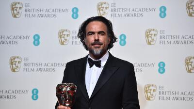 González Iñárritu arrasa en los premios del cine británico inarritu.jpg