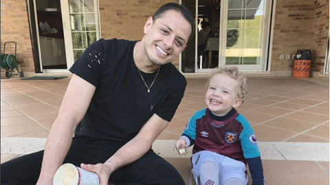Chicharito Mateo