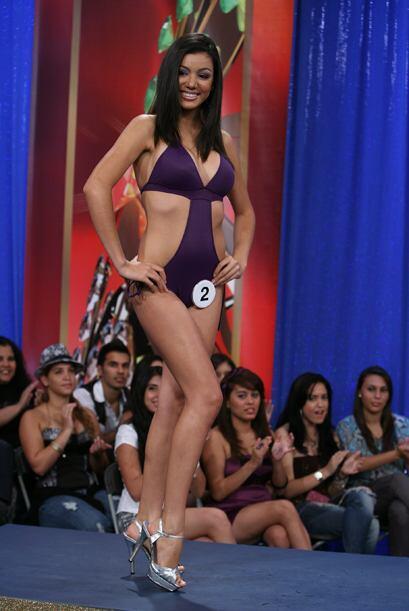 La mexicana María Elena Anaya es toda una belleza latina.