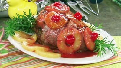 Receta de Pierna de Cerdo Dulce para una Pascua con mucho sabor