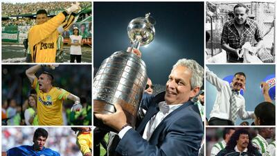 Ellos son 20 ídolos del 'Mejor equipo del Mundo' en su cumpleaños 70