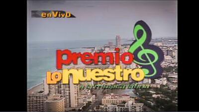 1997: Shakira debuta y los 25 minutos de Juan Gabriel en la novena entrega de Premio Lo Nuestro