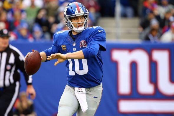 Ver el nombre de Manning aquí levantará algunas cejas, pero escépticos d...