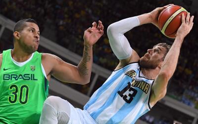 Se retira el argentino Andrés Nocioni