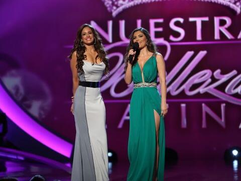 La séptima gala de Nuestra Belleza Latina fue una noche especial...