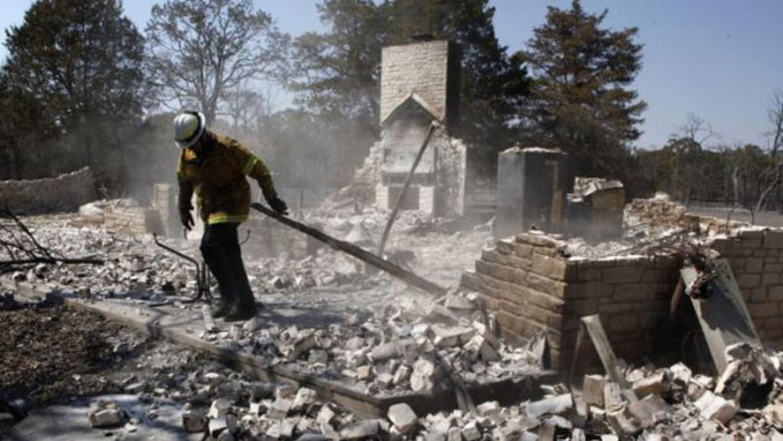 Incendio de Bastrop desplazó miles en Texas.