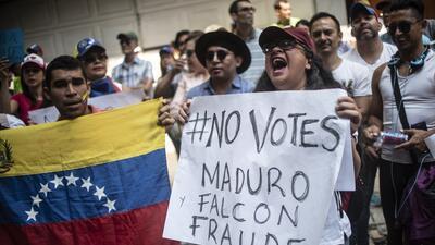 La OEA abre la puerta para la posible suspensión de Venezuela del organismo