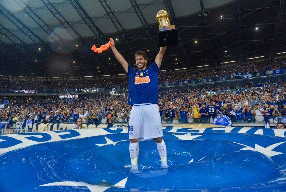 18. Cruzeiro y su buen año 2014 no han sido suficientes para posicionars...