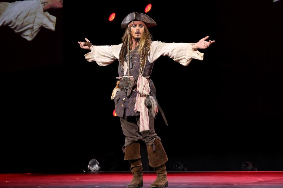 La entrega más reciente de la saga 'Los piratas del Caribe' podr...