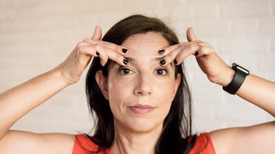 Estos ejercicios faciales pueden quitarte hasta tres años de encima
