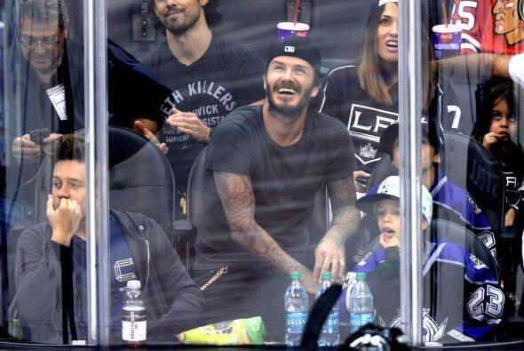 Después sigue Romeo Beckham que tiene 11 años y nació el  1 de septiembr...