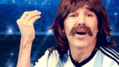 Adrián Uribe llega con Chema Montes al Mundial de Rusia