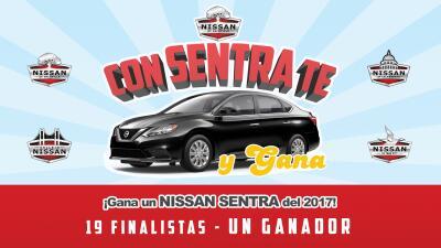 Con-Sentra-te y gana con Univision y Nissan