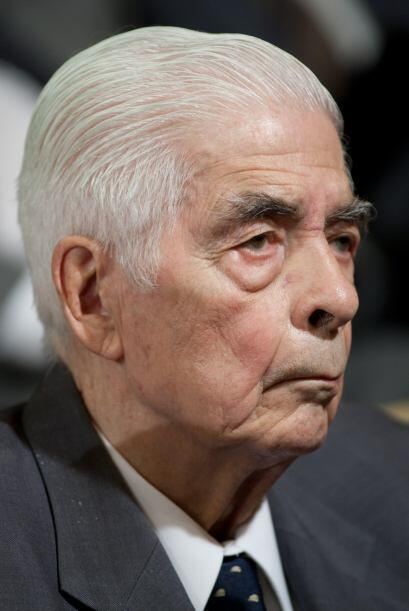 El ex jefe del Tercer Cuerpo del Ejército, Luciano Benjamín Menéndez fue...