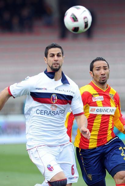 En otro partido de un solitario gol el Lecce le hizo los honores al Bolo...