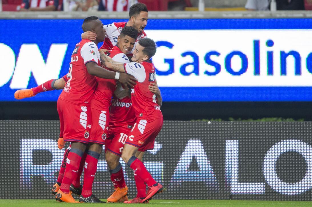 En fotos: Resumen de la Jornada 14 del Clausura 2018 chivas-0-1-veracruz...